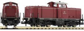 FLEISCHMANN 723007 Diesellok BR 212 rot DB | DC analog | Spur N online kaufen