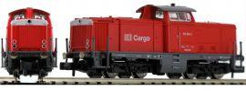 FLEISCHMANN 723008 Diesellok BR 212 DB AG | analog | Spur N online kaufen