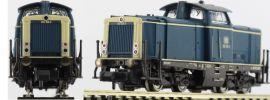 FLEISCHMANN 723101 Diesellok BR 212 | DB | ozeanblau/beige | Spur N online kaufen