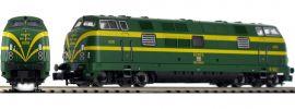 FLEISCHMANN 725080 Diesellok Serie D.340 grün/gelb RENFE | DCC-Sound | Spur N online kaufen