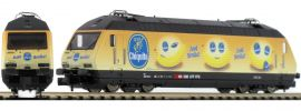 FLEISCHMANN 731315 E-Lok Re 460 Chiquita SBB | DC analog | Spur N online kaufen