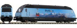 FLEISCHMANN 731318 E-Lok Re 465 016 BLS | analog | Spur N online kaufen