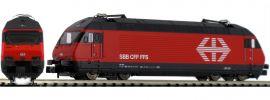 FLEISCHMANN 731319 E-Lok Re 460 SBB | analog | Spur N online kaufen