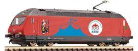 FLEISCHMANN 731571 E-Lok Re 460 Circus Knie SBB   DCC-Sound   Spur N online kaufen