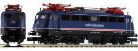 FLEISCHMANN 733675 E-Lok BR 110 469-4 NX Rail | DCC-Sound | Spur N online kaufen