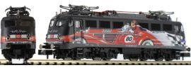 FLEISCHMANN 733806 E-Lok BR 115 DB AG | 80 Jahre Autozug | DC analog | Spur N online kaufen