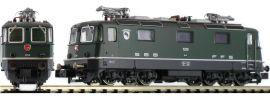 FLEISCHMANN 734090 E-Lok Re 4/4 Porrentruy | DCC Sound | Spur N online kaufen