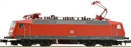 FLEISCHMANN 735304 E-Lok BR 120.1 verkehrsrot   DB-AG   Spur N online kaufen