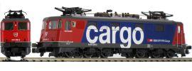 FLEISCHMANN 737215 E-Lok Reihe Ae 610 SBB Cargo | DC analog | Spur N online kaufen