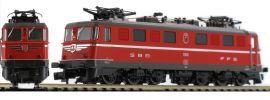 FLEISCHMANN 737293 E-Lok Ae 6/6 Kantonslok SBB | DCC-Sound | Spur N online kaufen