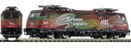 FLEISCHMANN 738809 E-Lok BR 185 HSL | DC analog | Spur N online kaufen