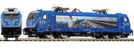 FLEISCHMANN 738903 E-Lok BR 187 LTE | DC analog | Spur N online kaufen