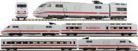 FLEISCHMANN 744002 Zugset Basisset ICE 1 DB AG | analog |Spur N online kaufen