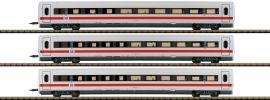 FLEISCHMANN 744202 Ergänzungs-Set 3-tlg. (Teil 1) ICE 1 DB AG   Spur N online kaufen