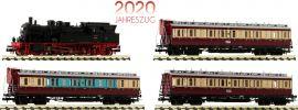 FLEISCHMANN 781289 4-tlg. Zugset Ruhr-Schnellverkehr DRG | DCC | Spur N online kaufen