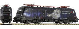 FLEISCHMANN 781772 E-Lok Rh 1116 158 | Licht ins Dunkel | ÖBB | DCC-SOUND | Spur N online kaufen