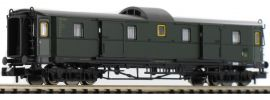 FLEISCHMANN 804001 Gepäckwagen Bauart Pw4 (Pw4üpr04)   DB   DC   Spur N online kaufen