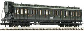 FLEISCHMANN 804204 Abteilwagen 2./3. Klasse Bauart BC pr04 | DRG | DC | Spur N online kaufen