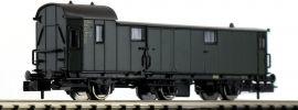 FLEISCHMANN 806801 Gepäckwagen Pw3i-pr11 DB | Spur N online kaufen