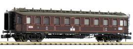 FLEISCHMANN 807903 Schnellzugwagen Bauart C4ü  3 Klasse der KPEV 1:160 online kaufen