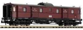 FLEISCHMANN 808001 Schnellzug-Gepäckwagen der KPEV | Spur N online kaufen