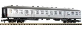 FLEISCHMANN 814206 Nahverkehrswagen Silberling 2.Klasse der DB Spur N online kaufen