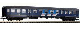 """FLEISCHMANN 814711 Personenwagen 2. Klasse Bauart Plan """"W"""" NS   DC   Spur N online kaufen"""