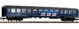 """FLEISCHMANN 814712 Personenwagen 2. Klasse Bauart Plan """"W"""" NS   DC   Spur N online kaufen"""