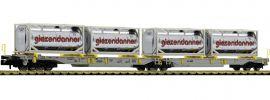 FLEISCHMANN 825009 Doppeltaschen-Gelenkwagen T2000 AAE | Spur N online kaufen