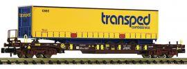 FLEISCHMANN 825053 Taschenwagen Sdgmns 33 AAE | Spur N online kaufen