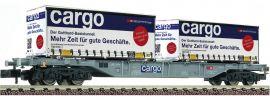 FLEISCHMANN 825209 Containertragwagen Sgns SBB | Spur N online kaufen