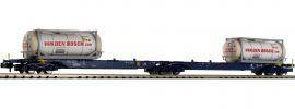 FLEISCHMANN 825338 Doppeltragwagen Sggmrs ERR   Spur N online kaufen