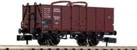 FLEISCHMANN 826002 Offener Güterwagen Bauart Ovw Würzburg DRG | Spur N online kaufen