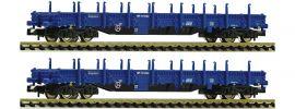 FLEISCHMANN 828825 Rungenwagen-Set 2-tlg. Res PKP   Spur N online kaufen