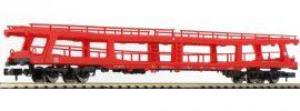 FLEISCHMANN 829507 Autotransportwagen DDm 915 der EETC | Spur N online kaufen