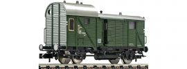 FLEISCHMANN 830101 Güterzugbegleitwagen Pwg DB | Spur N online kaufen