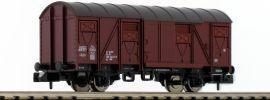 FLEISCHMANN 831101 Gedeckter Güterwagen Bauart Gs DR | DC | Spur N online kaufen