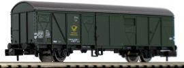 FLEISCHMANN 831511 Güterwagen Post 2ss-t/13 DBP | Spur N online kaufen