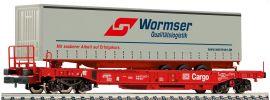 FLEISCHMANN 845346 Einheitstaschenwaggon Wormser der DB AG | Spur N online kaufen
