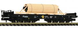 FLEISCHMANN 845514 Schwerlastwagen Samms mit Beladung DB | Spur N online kaufen