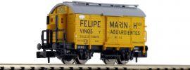 FLEISCHMANN 845707 Weinfasswagen Felipe Marin NORTE | Spur N online kaufen