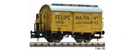 FLEISCHMANN 845707 Weinfasswagen Felipe Marin NORTE   Spur N online kaufen
