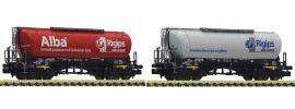FLEISCHMANN 848904 Silowagen-Set 2-tlg. Rigips Wascosa | Spur N online kaufen