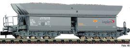 FLEISCHMANN 852705 Selbstentladewagen Bauart Fals 151 LogServ | Spur N online kaufen
