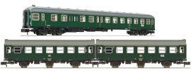 FLEISCHMANN 866486 3-tlg.Set Nahverkehrszug Murnau-Oberammergau der DB | DCC | Spur N online kaufen