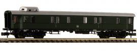 FLEISCHMANN 867508 Schnellzug-Gepäckwagen Düe 941 DB | Spur N online kaufen