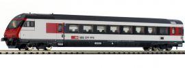 FLEISCHMANN 890185 Steuerwagen EW 2. Kl. SBB | DCC | Spur N online kaufen