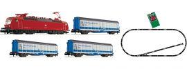 FLEISCHMANN 931702 Analog Startset BR120 InterCargoExpress DB AG | DC analog | Spur N online kaufen