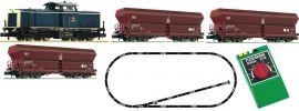 FLEISCHMANN 931705 Startset Diesellok BR 212 + Güterzug DB AG | analog | Spur N online kaufen