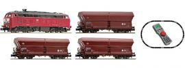 FLEISCHMANN 931887 Digital Startset BR 218 Güterzug DB | DCC | Spur N online kaufen